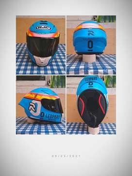 Cargloss custom HJC Rpha 01r