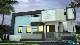 2BHK Villas for sale at kanuvai main road