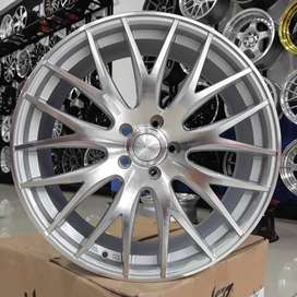 VELG RACING HSR TYPE NIFTY RING 20X85 H5X114,3 SMF