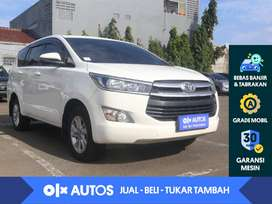 [OLX Autos] Toyota Kijang Innova 2.4 G Diesel Solar A/T 2018 Putih