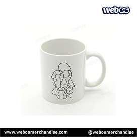 Desain Template kalian Mug Custom Unik untuk Hadiah