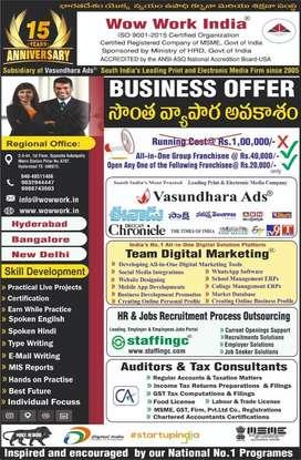 Wanted  Sales Executives