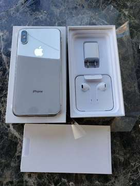 Refurnished iphone X  In Best Condition*