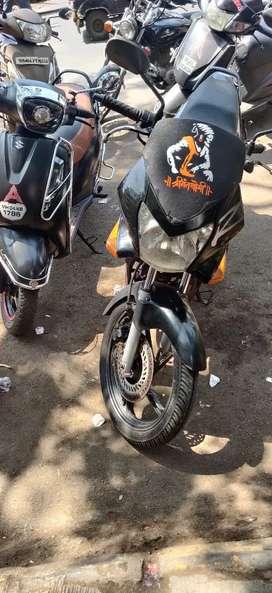 Urgently sale karizma bike