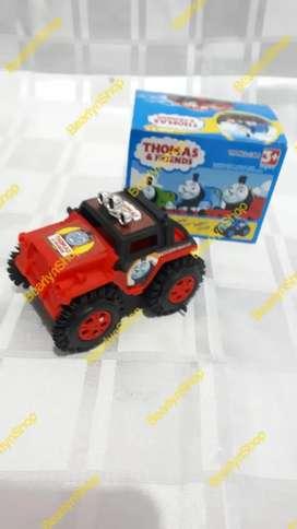 Mainan Mobil TUMBLING CAR / JUNGKIR BALIK thomas / Mainan ANAK LAKI