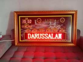 Jam Jadwal Sholat (JAM MASJID)