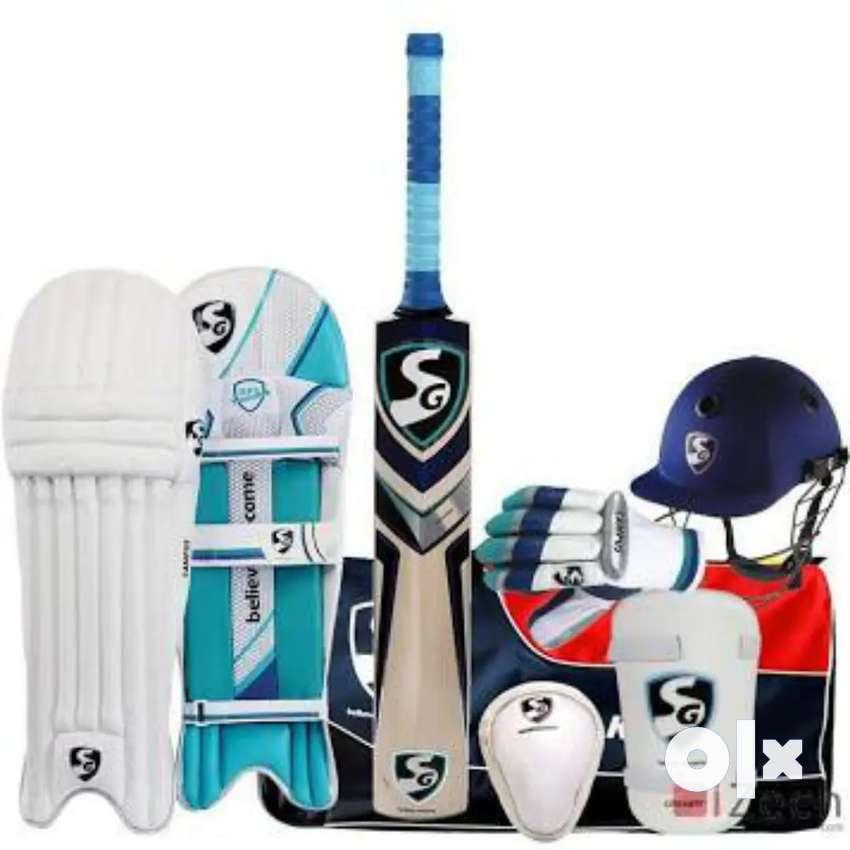 Cricket entire kit bag 0