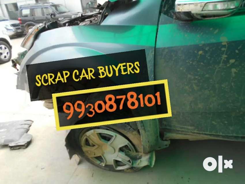 Damage. --  CAR SCRAP BUY 0