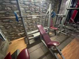 Full gym equipments for sale