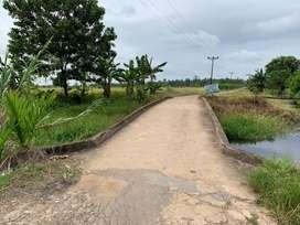 Tanah 1 Kavling di Ujung Jl. Serdam