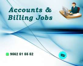 ACCOUNTS AND BILLING