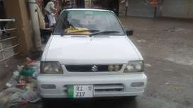Hey there I'm selling my car Mehran 2012 in lush condition