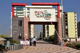 3 BHK brand new flat at Maya Garden City