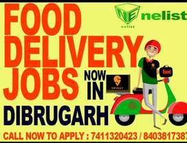 FOOD DELIVERY EXECUTIVE