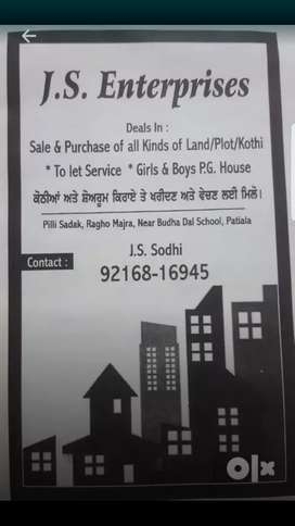 TWO ROOMS SET FOR RENT 9000/-RS IN OFFICER COLONY PATIALA
