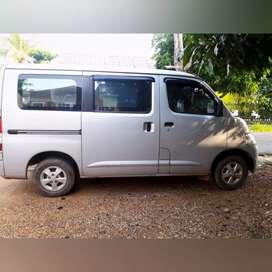Daihatsu Granmax / Gran Max minibus 2012 surat lengkap - Bintaro
