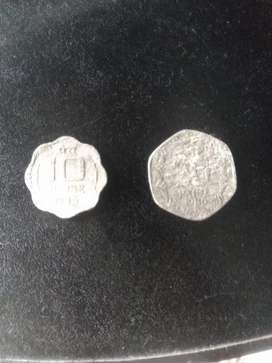 Old coins fronsale
