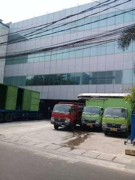 Jual Gedung Perkantoran Strategis Di Jakarta Pusat