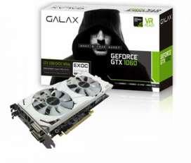 Gtx 1060 6gb graphics Card