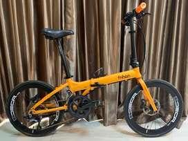 Sepeda lipat Fnhon Blast DiscBrake Ultegra r8000 2020