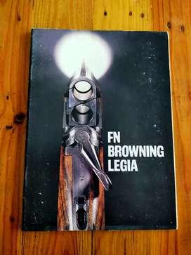 Katalog Antik FN Browning Legia thn 70an