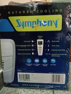 Symphony wall cooler like ac