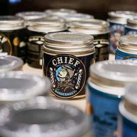 chief pomade clay / chief clay