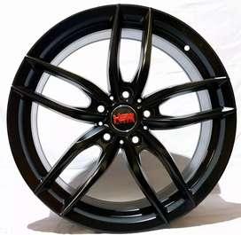 Velg racing HSR R18 Utk mobil Terios, Inova, Rush, HR-V (bisa credit)