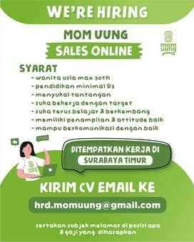 Sales Online (E-commerce)