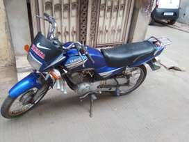 YAMAHA BIKE NEW CONDITION ONLY 7900