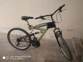 Hercules Turner vx gear cycle