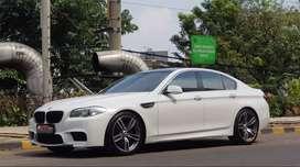 BMW F10 520i Luxury 2013 Full Modif M5 Bumper LIKE NEW
