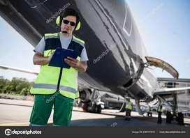 male female ground staff job-work for big companies earn high salary t