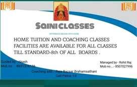 Saini Classes