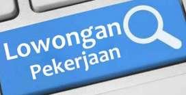1 Orang Operator (CS) Online Shop untuk Cabang kami di Cimone - Tanger