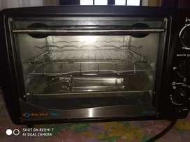 Bajaj majesty oven 1603 TSS 1200 Watt