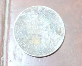Old 1 coin