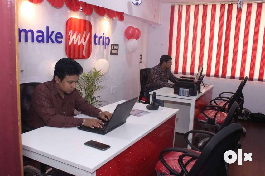 Makemytrip process hiring for CCE/ Office Assistant/ backend process 0