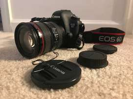 Canon EOS 6 D digital SLR Camera for sale