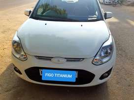 Ford Figo Duratorq Diesel Titanium 1.4, 2013, Diesel