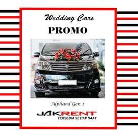 wedding car jakarta all in