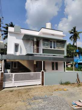 1500 SqFt villa/ 3cent/3 BHK/ 57 lakh /ThiroorThrissur