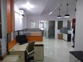 2400 sqft hall/showroom/office spece prime location govind nagar