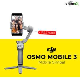 Best phone gimbal Dji osmo mobile 3 combo