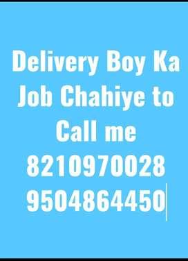 Van Delivery Boy Bhoothnath or Gaighat office k liye