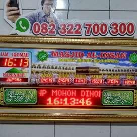 Terlaris jam timer digital jadwal waktu sholat Runningtex