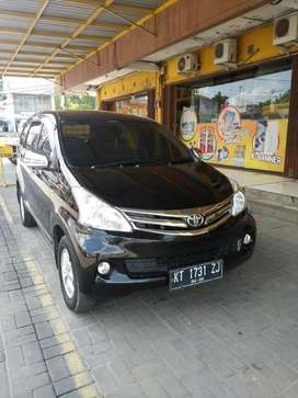 Toyota Avanza G manual th 2015
