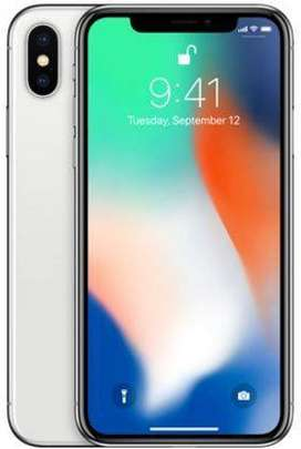 Apple I phone x 256 gb cash on delivery