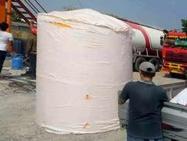 Sragen tandon air 2000 liter bahan plastik