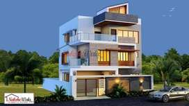 250 sq yd, 9Bedroom, 9Bathroom,,Triple Storey House for Sale in Sector